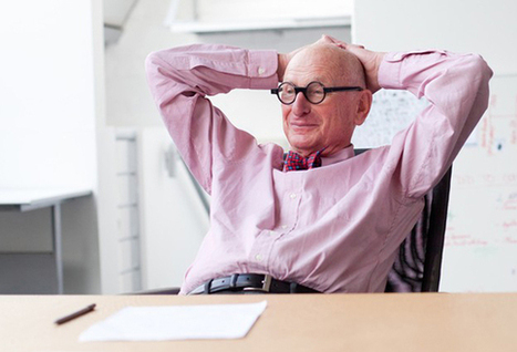 Wally Olins, a tribute | The designer's tale | Scoop.it