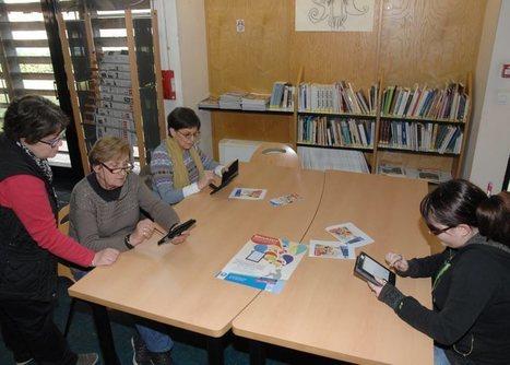 Des liseuses numériques à la médiathèque - Aussillon (81) | Lire en numérique en bibliothèque | Scoop.it