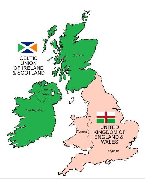 Brussels2Berlin: Ireland faces its doomsday scenario | Géopolitique & Cartographie | Scoop.it