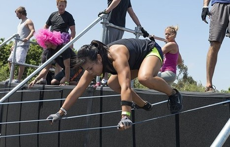 This Mental Trick Can Help You Bust Through Obstacles on the Way to a Goal | Progressive Training | Scoop.it