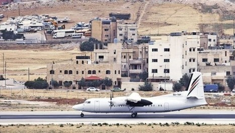 Palestinians plan airports in West Bank, seaport and railway in Gaza | Tourisme Aérien | Scoop.it