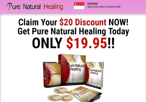 Pure Natural Healing eBook Review | JR Reviews | Scoop.it