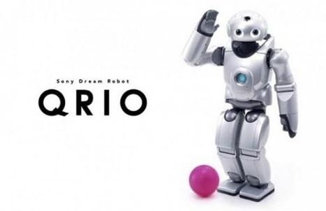 Qrio le retour ? Sony travaille à nouveau sur un robot personnel | Une nouvelle civilisation de Robots | Scoop.it