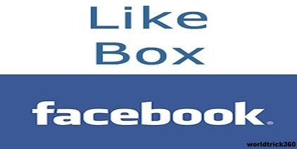 How to add facebook popup like box to blogger | Worldwidenetworkings and worldtrick360 | Scoop.it