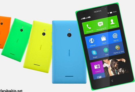 Nokia'dan Android'li Telefon! - Faruk ŞAHİN   Güncel Teknoloji Blogu   Scoop.it