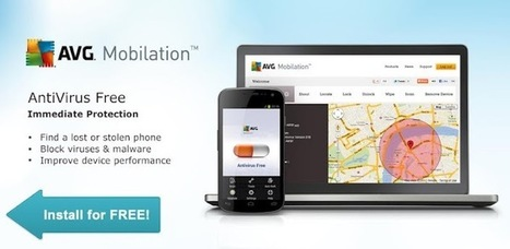 AVG Antivirus gratuit - Applications Android sur GooglePlay | Applicazioni Android e non, Infographics, Byod | Scoop.it
