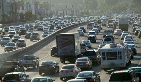 California eyes unusual power source: its gridlocked roads | The EcoPlum Daily | Scoop.it