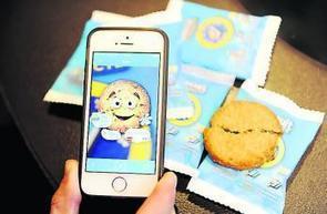 Success stories - Ubleam - 1er biscuit connecté distribué à la clinique Pasteur... et à la COP21 | Prologue | Scoop.it