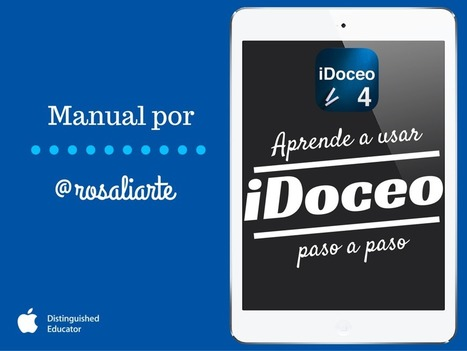 iDoceo para iPad, tutorial paso a paso | desdeelpasillo | Scoop.it