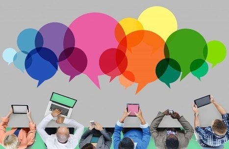 10 Netiquette Tips For Online Discussions - eLearning Industry | Hybrid Learning Initiative | Scoop.it