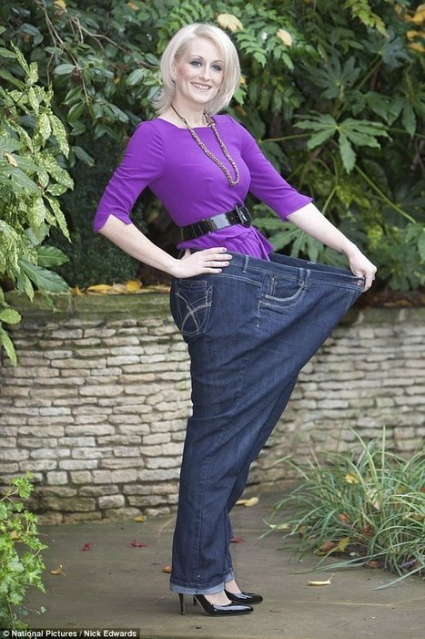 Women trust the fit of their jeans to tell if they've put on weight | Kickin' Kickers | Scoop.it