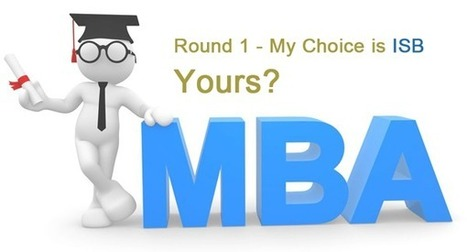 Why you should apply in round 1 to ISB? - An Informative Guide | Travel Pleasing | Scoop.it