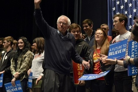 Bernie Sanders Supporters Will March in St. Louis — and 52 Other Cities — July 24 | Everything You Need to Know           Re: Bernie Sanders | Scoop.it