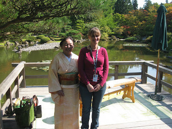 Seattle Japanese Garden Community Blog: Keiro-No-Hi - Respect ... | Japanese Gardens | Scoop.it
