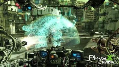 Extrait gameplay La PS4 Compatible avec PhysX de nVidia ! | Vidéo de Jeux Vidéo | Scoop.it