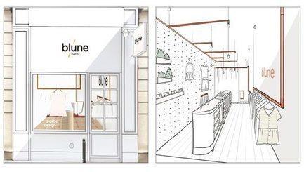 Blune ouvre sa première boutique | Retail Intelligence® | Scoop.it
