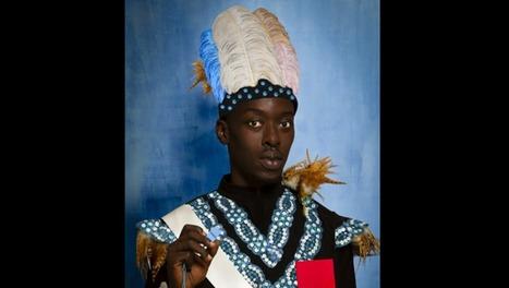 Omar Victor Diop photographie l'histoire des Africains de la diaspora  - Afrique - RFI | Actualités Afrique | Scoop.it