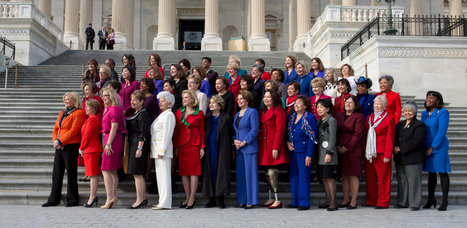 First Day of 113th Congress Brings More Women to Capitol | Government and Law Class | Scoop.it