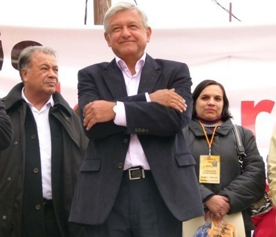 "Califica AMLO a Peña Nieto como ""figurín vacío"" 