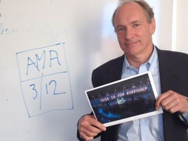 25 ans du web : Interview Tim Berners-Lee, inventeur du World Wide Web | MOOC Francophone | Scoop.it