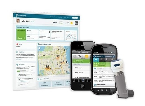 New technology helps doctors link a patient's location to illness and treatment | ICT innovators | Scoop.it