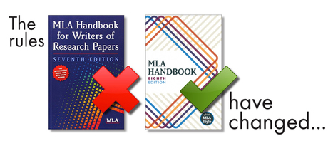 5 Things You NEED to Know About the New MLA Works Cited Format | Teacher-Librarianship | Scoop.it