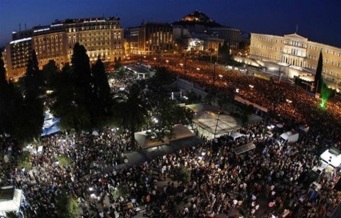 Greece: How NGOs changed during the financial crisis - Concord | real utopias | Scoop.it