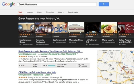 The Benefits of Google Carousel For Restaurant Marketing | marketing | Scoop.it