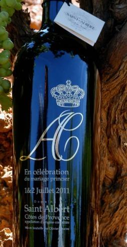 Prince Albert of Monaco chooses Provencal wine for wedding   italianwine   Scoop.it