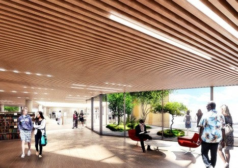 schmidt hammer lassen Reveal Chirstchurch's New Central Library | SocialLibrary | Scoop.it