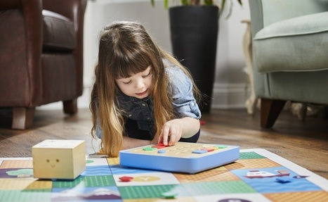 Teach your toddlers how to code with Cubetto, the wooden robot | Innovation in Education | Scoop.it