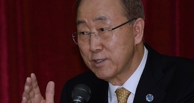 UN head calls for global climate change action - The Local | Sustain Our Earth | Scoop.it