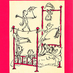The Bed Book: Sylvia Plath's Vintage Poems for Kids, Illustrated by Quentin Blake | Literature | Scoop.it
