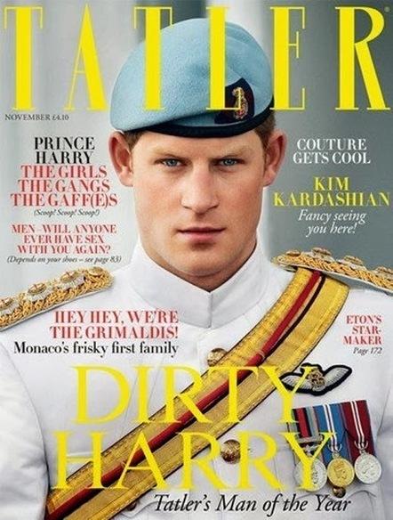 Il principe Harry è uomo dell'anno per Tatler - JHP by Jimi Paradise ™ | FASHION & LIFESTYLE! | Scoop.it