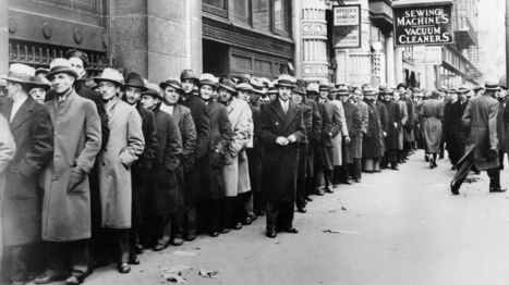 Did The Great Recession Bring Back The 1930s? | Great Recession | Scoop.it