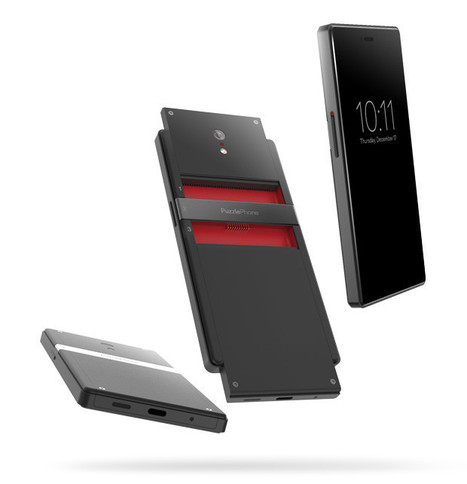 To support PuzzlePhone. Upgradeable. Sustainable. Incredible. | Futuristic Technologies | Scoop.it