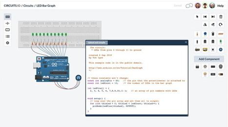 123D Circuits, simulador de electrónica online y gratuito   tecno4   Scoop.it