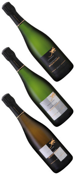 Champagne Jacques Chaput : Médaille d'or pour un Blanc-de-Noir Médaille d'argent pour un Blanc-de-Blancs | Champagne.Media | Scoop.it