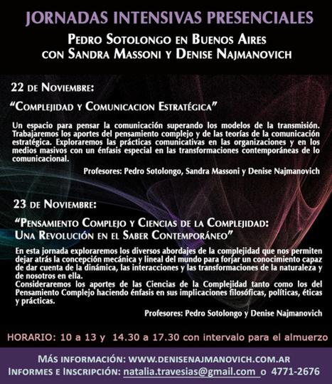 Seminario de una jornada sobre comunicación y complejidad - Tendencias 21   Habilidades sociales: Comunicación   Scoop.it