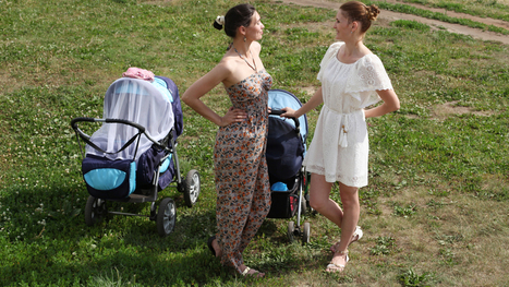 The stroller danger you need to know about during hot summer days | Kickin' Kickers | Scoop.it