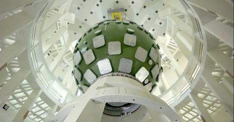 Le plus puissant laser du monde inauguré près de Bordeaux | L'Optique-Laser à Bordeaux et en Gironde | Scoop.it
