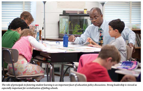 Effective Principals raise student achievement by between 2 and 7 months in a single school year. | Educational Leadership in Michigan | Scoop.it