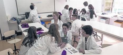 Revolución en la educación: La escuela que viene | #CentroTransmediático en Ágoras Digitales | Scoop.it
