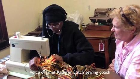 Refugees get help learning English through sewing class - The Courier-Journal   ELL - ESL   Scoop.it