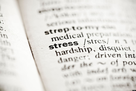 10 New Things We've Learned About Stress   CE Healthy Living Research   Scoop.it