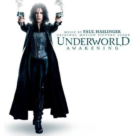 Underworld:  Awakening Original Score (Paul Haslinger) Cover Art | Soundtrack | Scoop.it