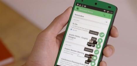 5 outils pour prendre des notes sur Android et d'autres plateformes - FrAndroid - Frandroid | Applications Iphone, Ipad, Android et avec un zeste de news | Scoop.it