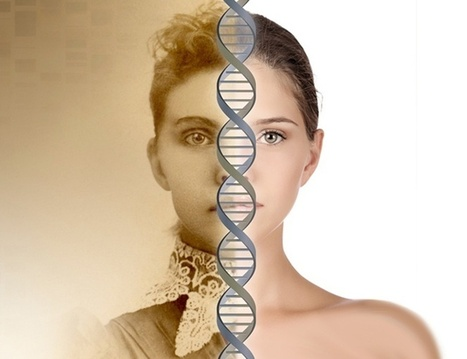 Grandma's Experiences Leave a Mark on Your Genes | Personal growth | Scoop.it