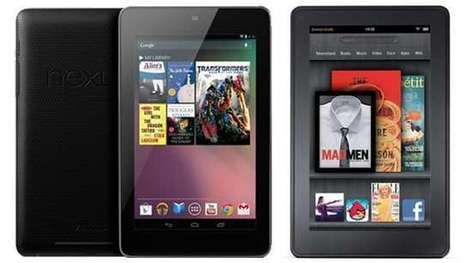 (Nexus 7 Vs Kindle) Face to face Comparison Google Nexus 7 Vs Amazon Kindle Fire | Nexus 7 Tablet, Galaxy Nexus 7 Tablet from Google, Nexus7 Features & More | Android Mobile Phones, Latest Updates on Android, Applications & Techonology | Scoop.it