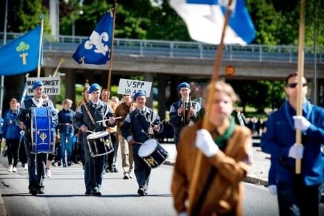 Sinisten paitojen pitkä letka | Suomen partiolaiset | Scoop.it